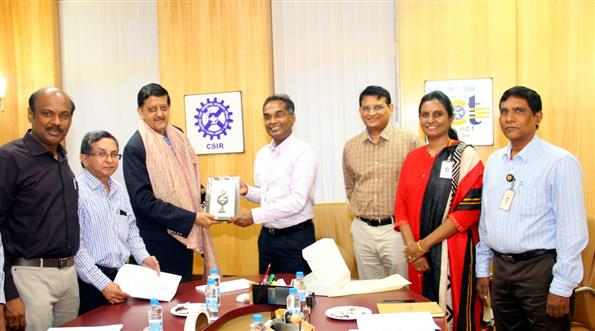 Mou signed between CRCL IICT